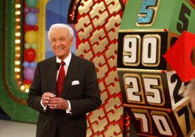 Bob Barker during 'The Price is Right' 34th Season Premiere - Taping at CBS Television City in Los Angeles, California, United States.
