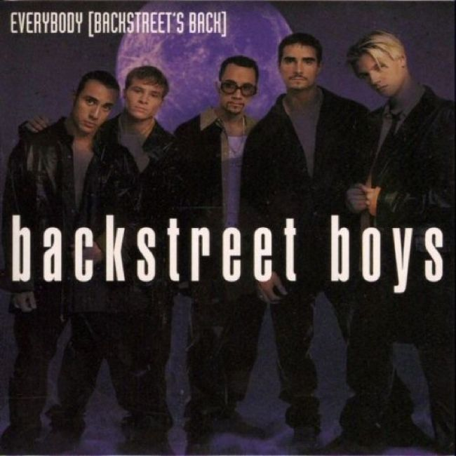 Album art for Backstreet Boys -