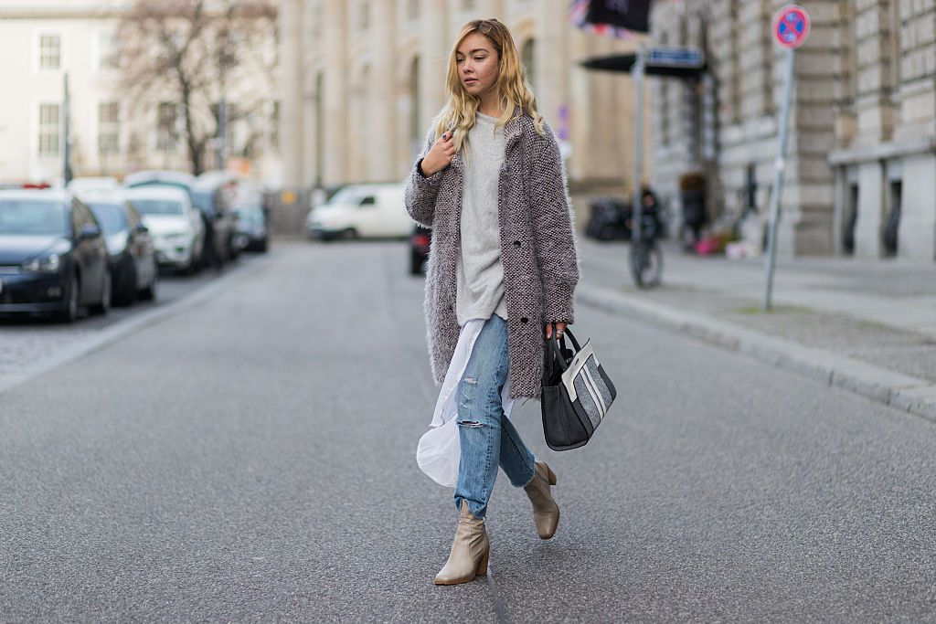 Winter Outfit Ideas  20 Ways to Wear All Your Jeans 78b5ec6a0b