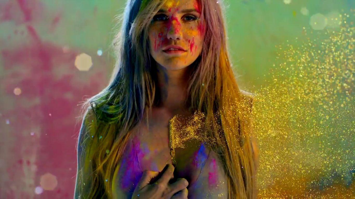 Kesha Take It Off music video