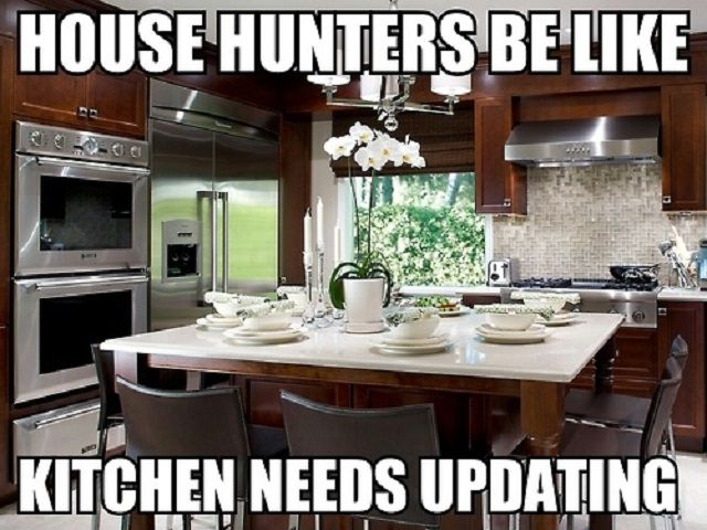 Let's Keep It Real with These Funny HGTV Memes on