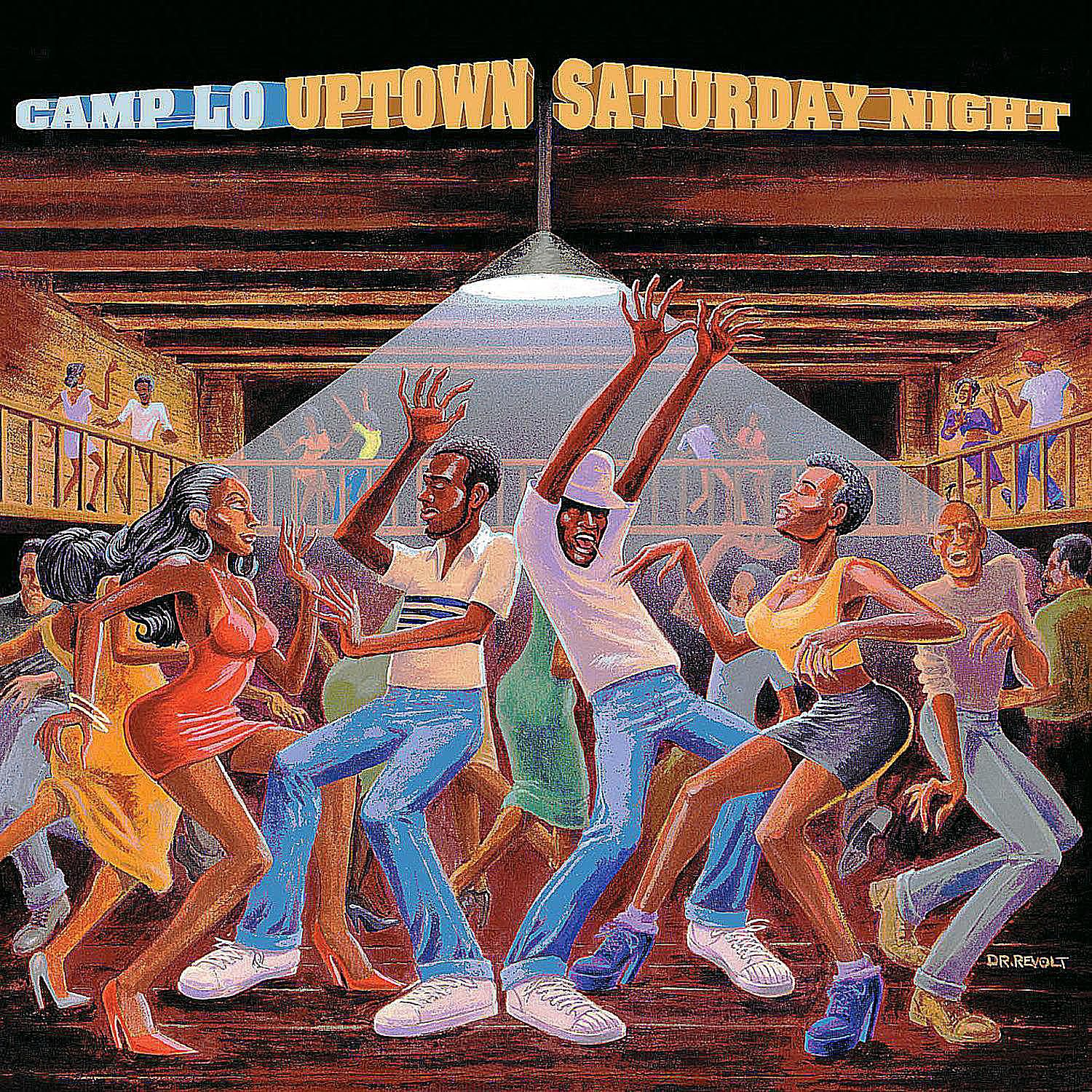 camplo-uptown-saturday-night cover