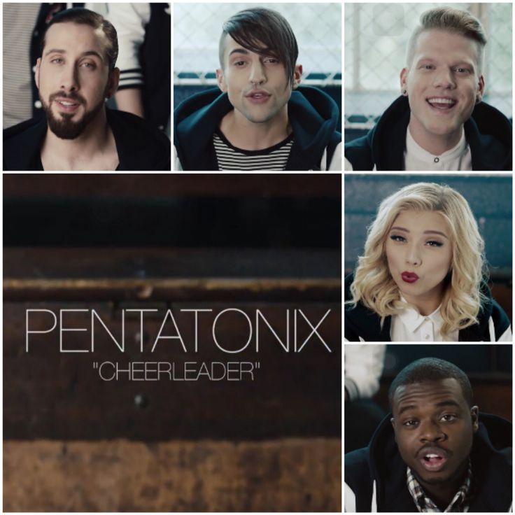 Pentatonix Cheerleader