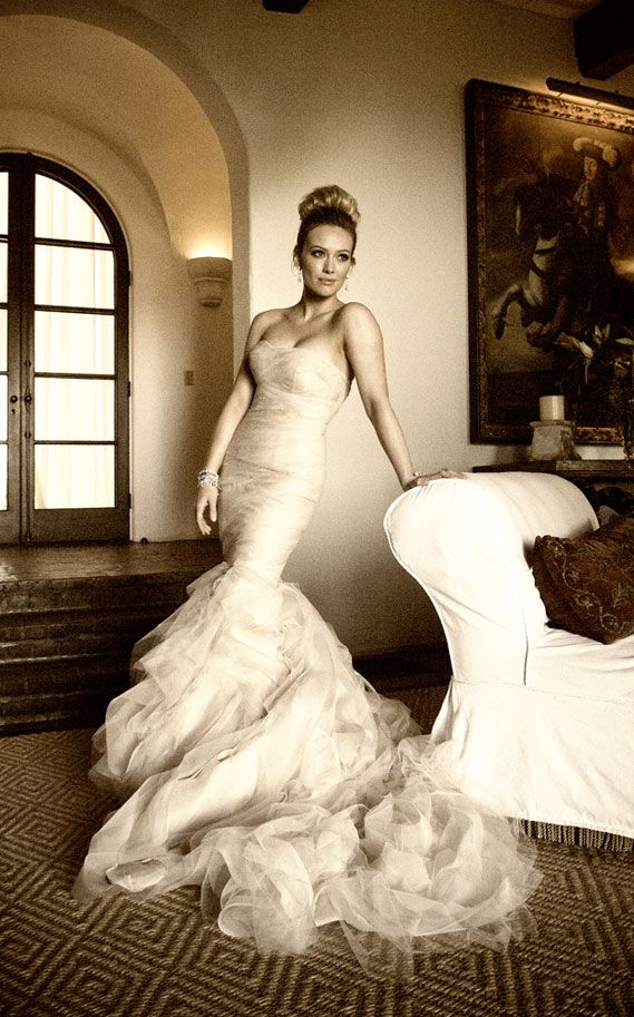 10 Iconic Celebrity Wedding Dresses