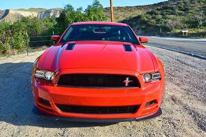 2013 GT/CS California Special Ford Mustang