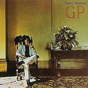 gram parsons gp album cover