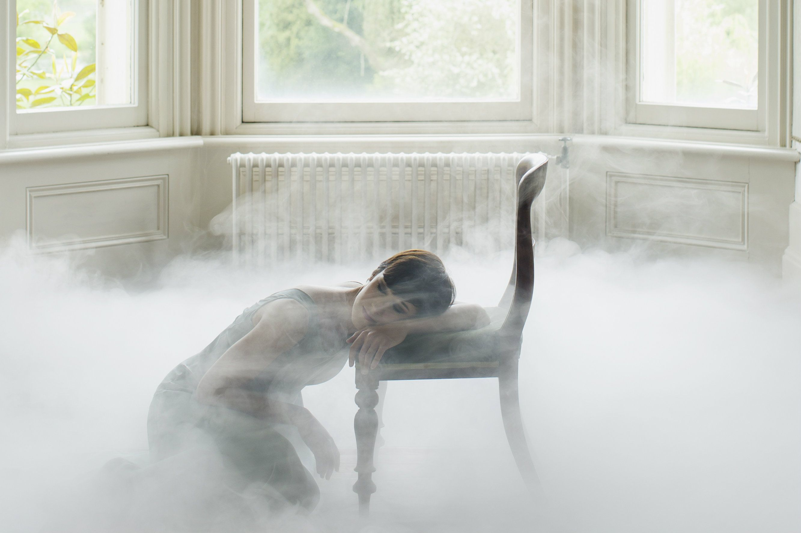 Are Puffs of Smoke a Sign of Paranormal Activity?