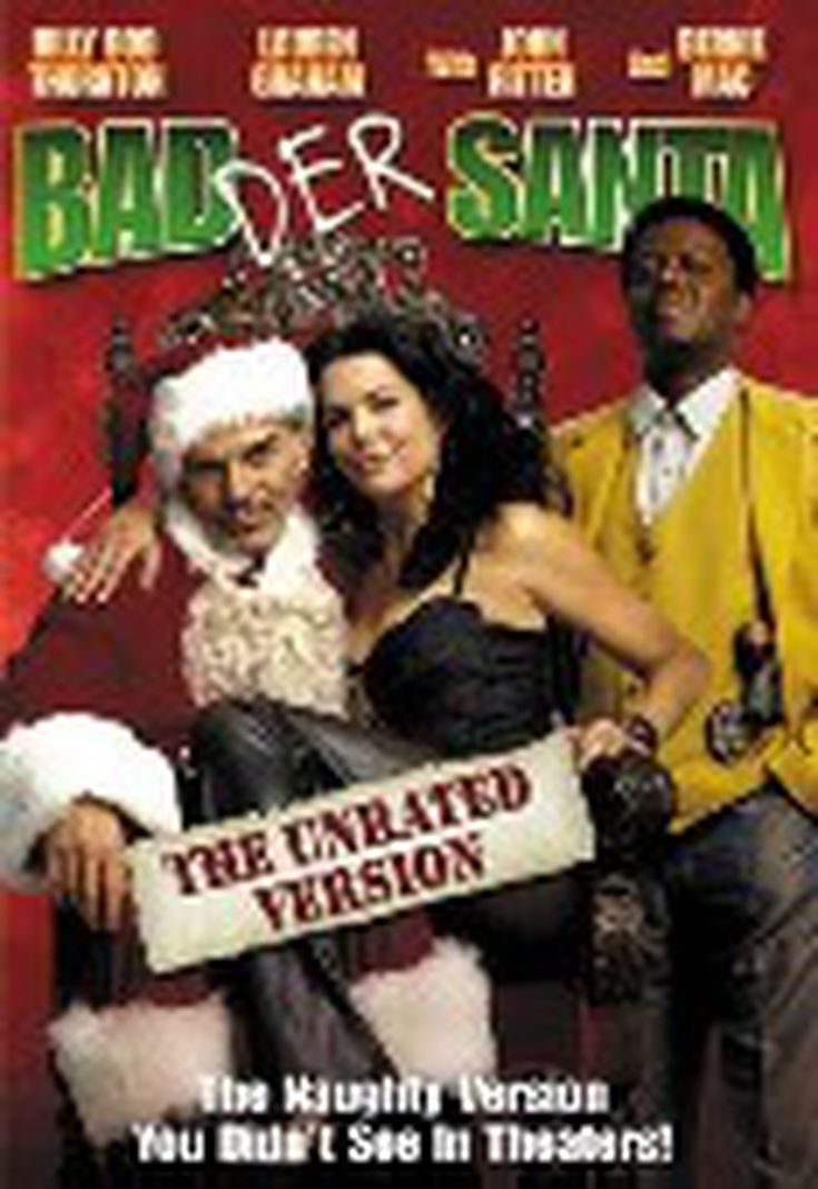 Badder Santa Dvd Review
