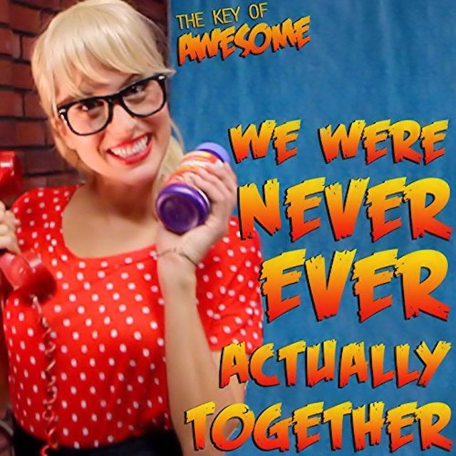 """Taylor Swift - """"We Are Never Ever Getting Back Together"""""""