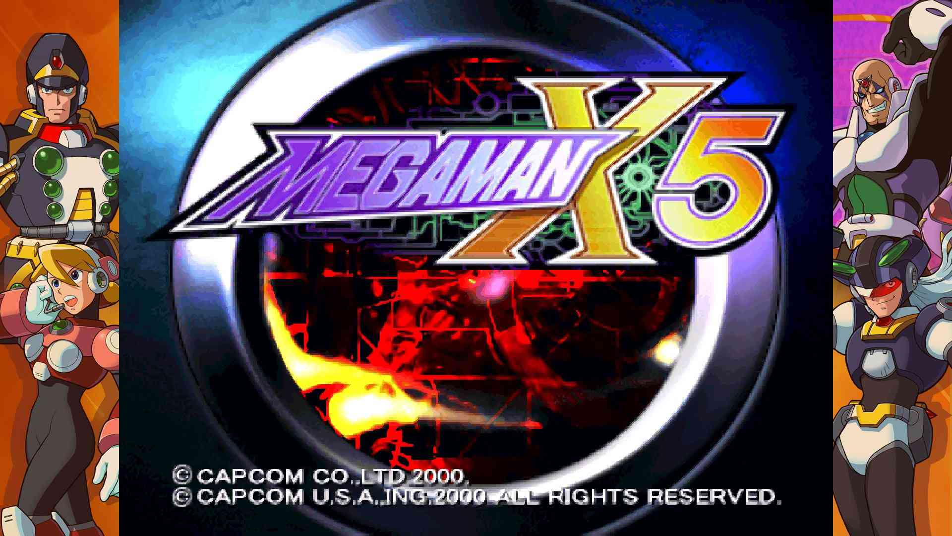 Mega Man X5 was released for multiple platforms in 2000.