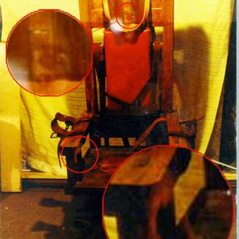 Electric Chair Ghost picture