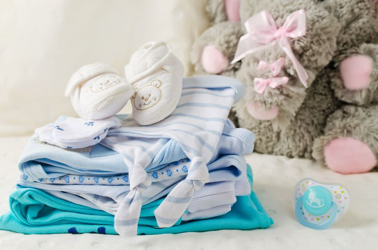 5 Easy Steps For Storing Baby Clothes