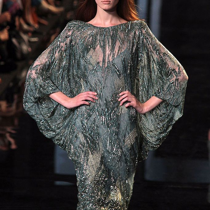 Elie Saab - Runway - PFW Haute Couture F/W 2011