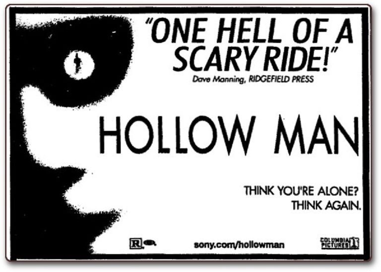 Hollow Man - David Manning