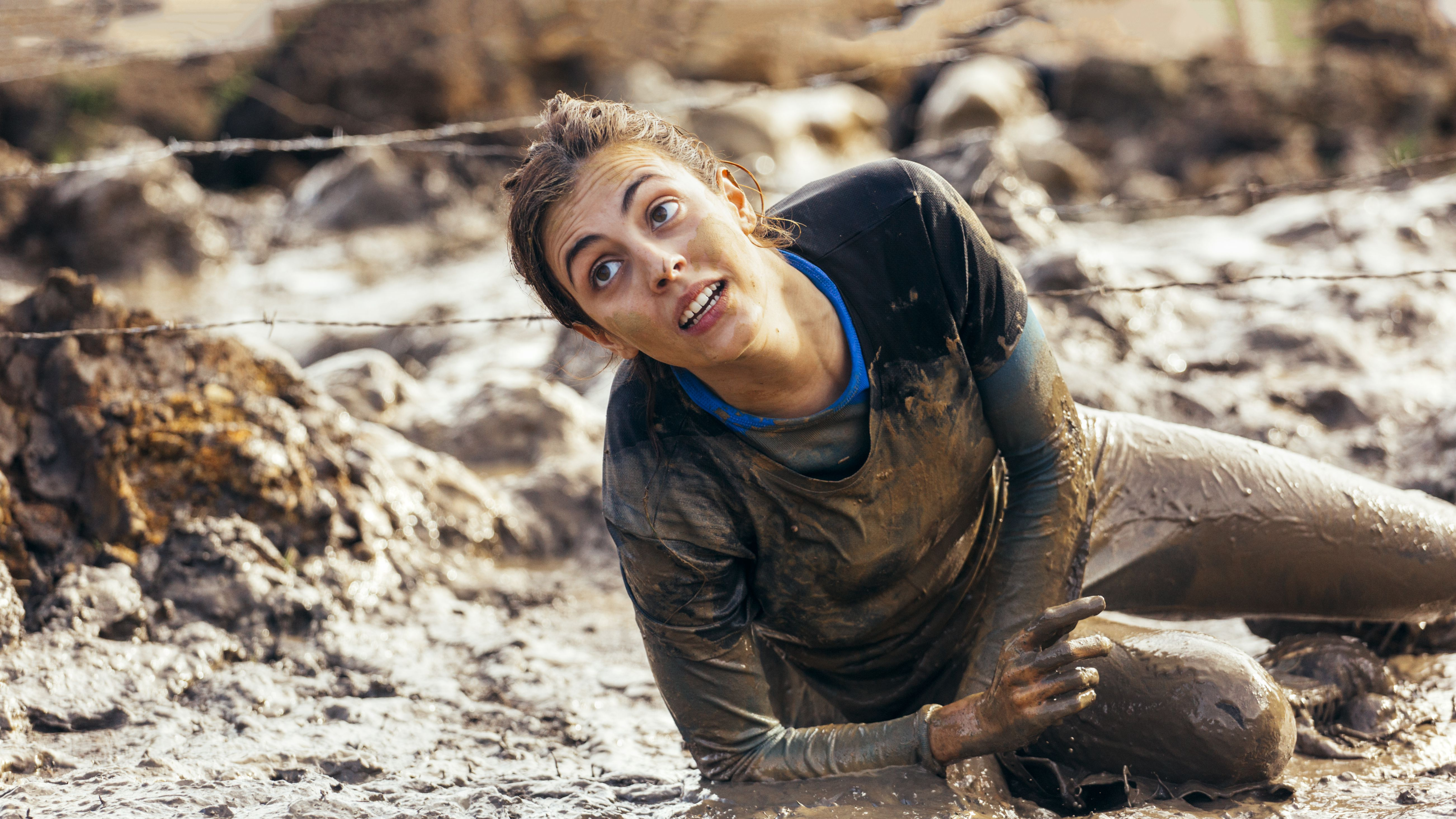 What To Wear For Obstacle Races And Mud Runs