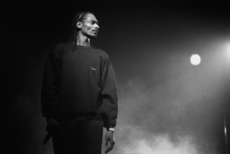 Snoop Dogg in 1988