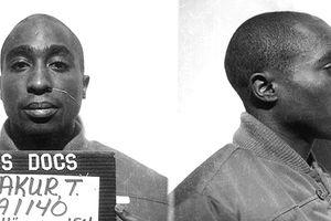 Tupac's mugshot
