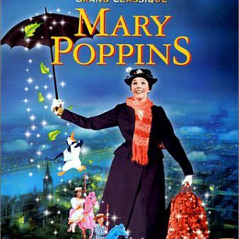 Mary Poppins movie cover