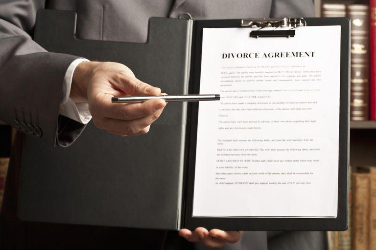 dating ex husband violating divorce decree