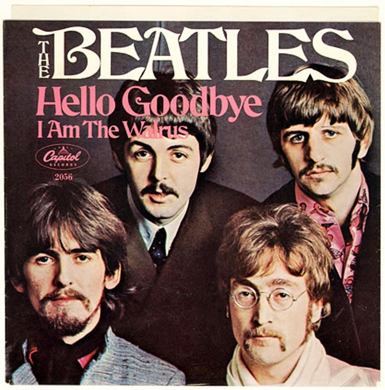 The Beatles -- Hello Goodbye -- History and Information from