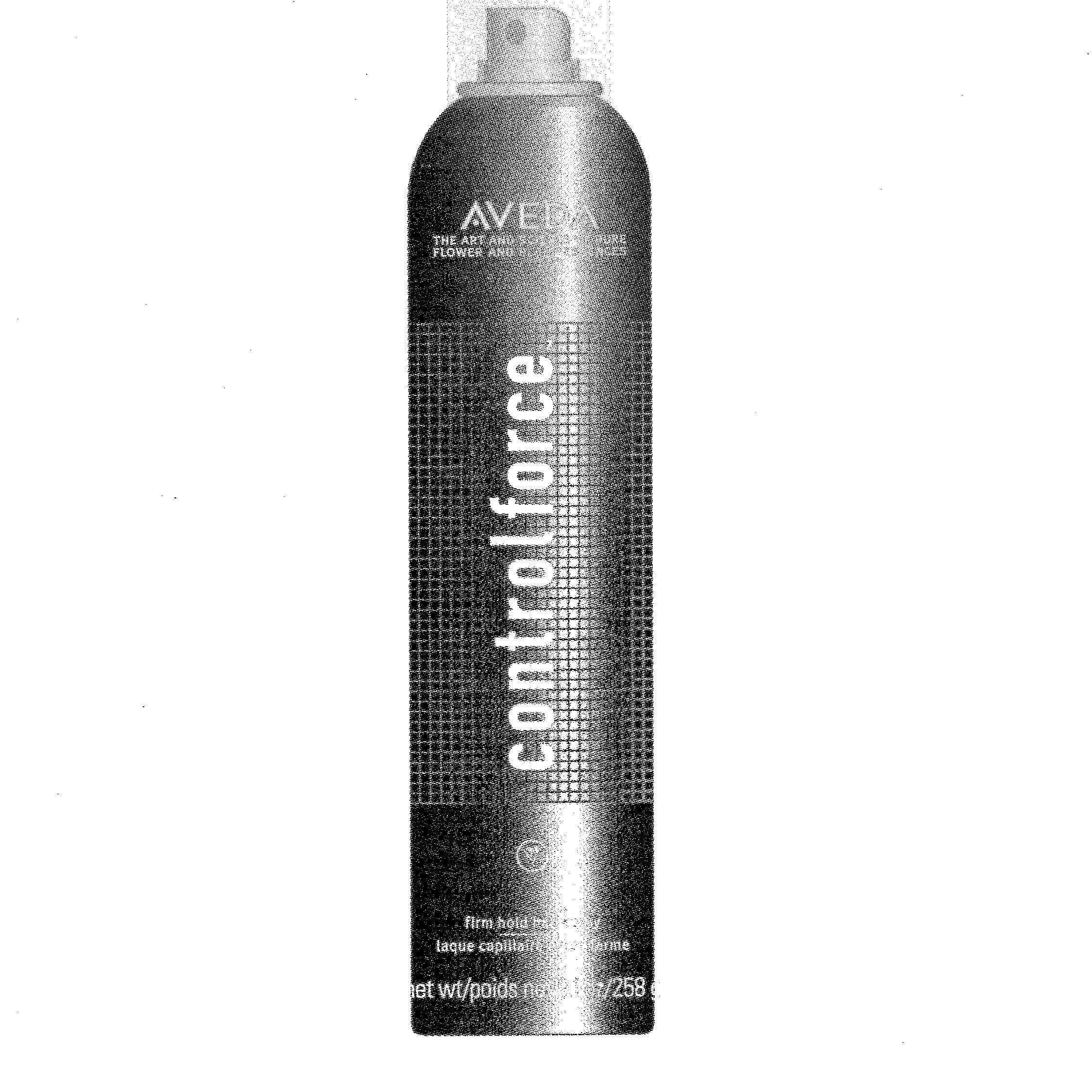 Aveda hairspray
