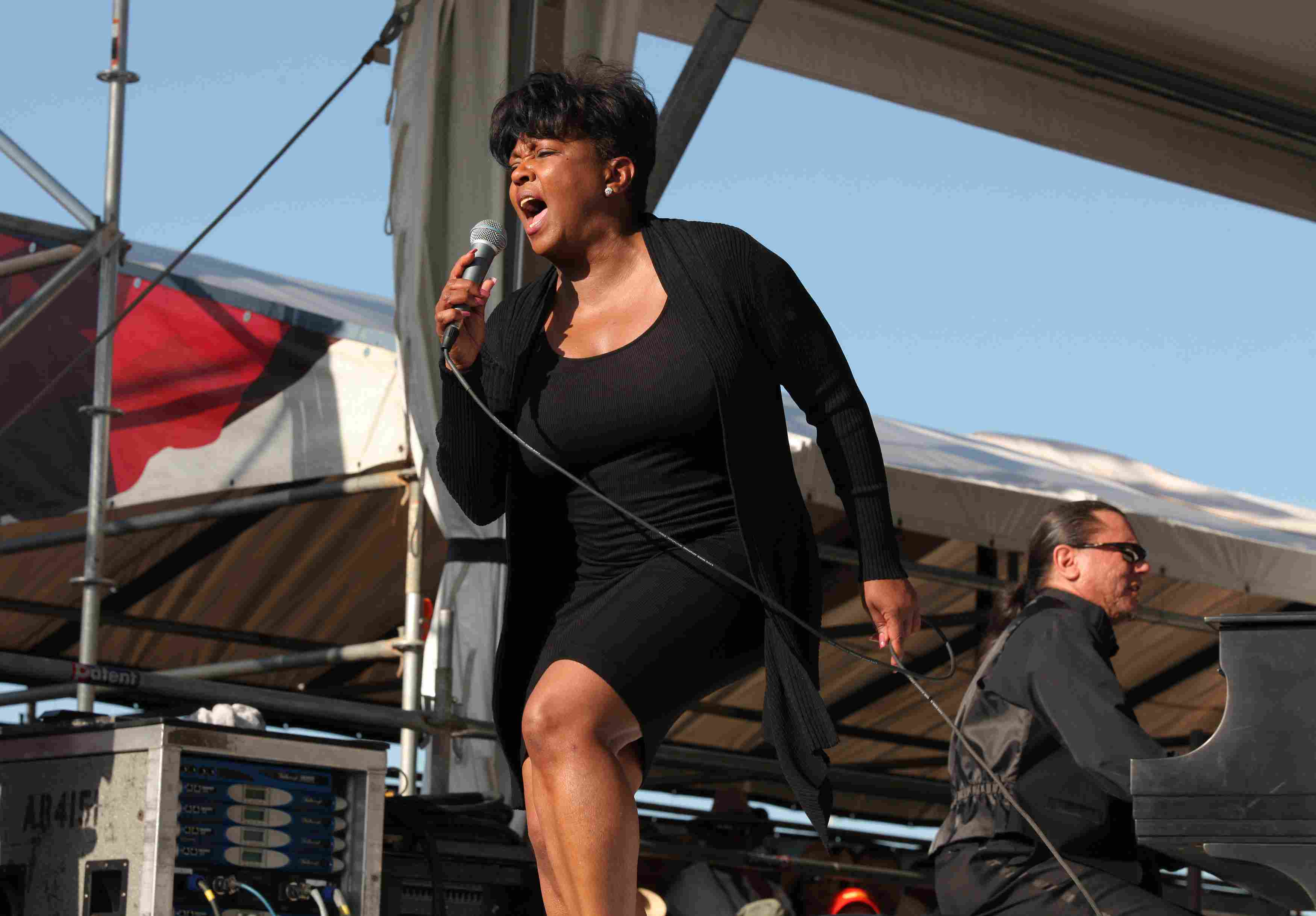 Anita Baker 41st Annual New Orleans Jazz & Heritage Festival Presented by Shell