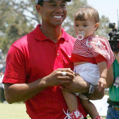 Tiger Woods - Sam Alexis Woods