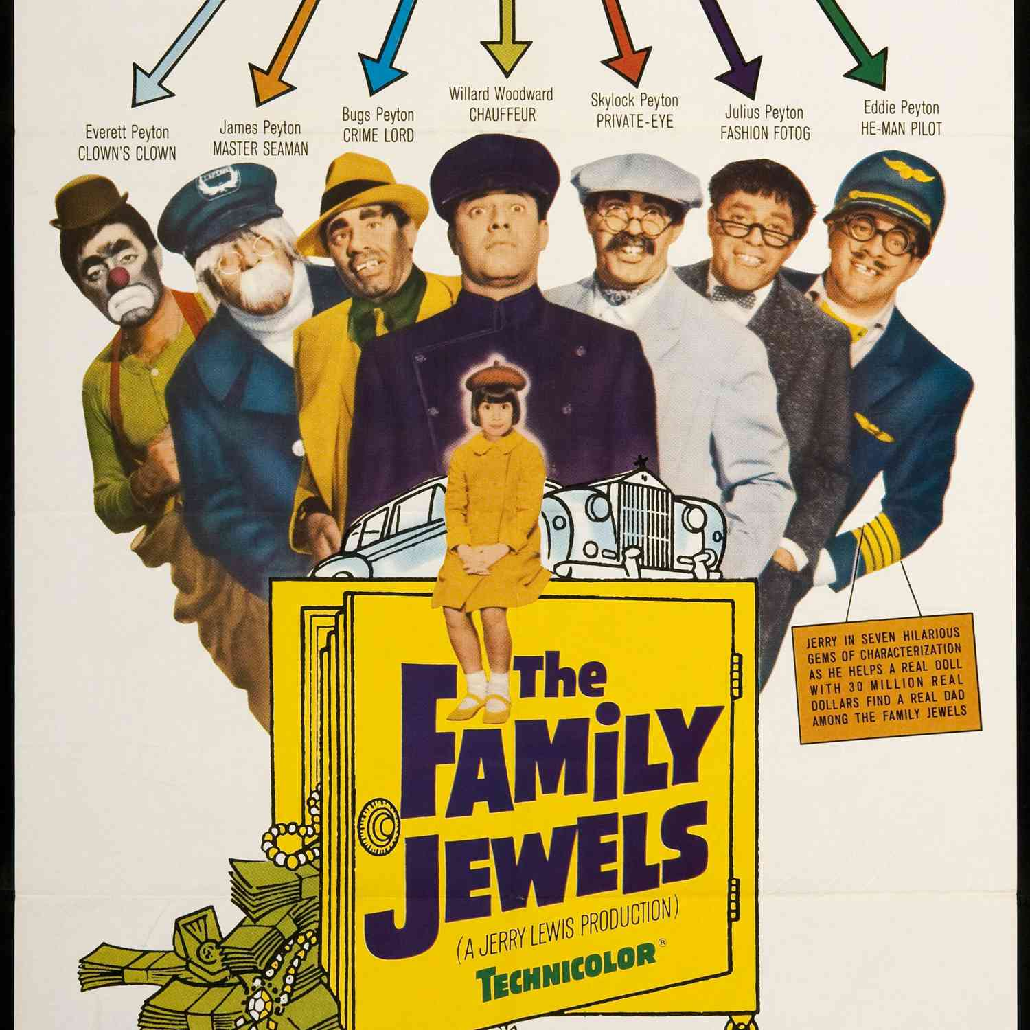"""""""The Family Jewels"""""""