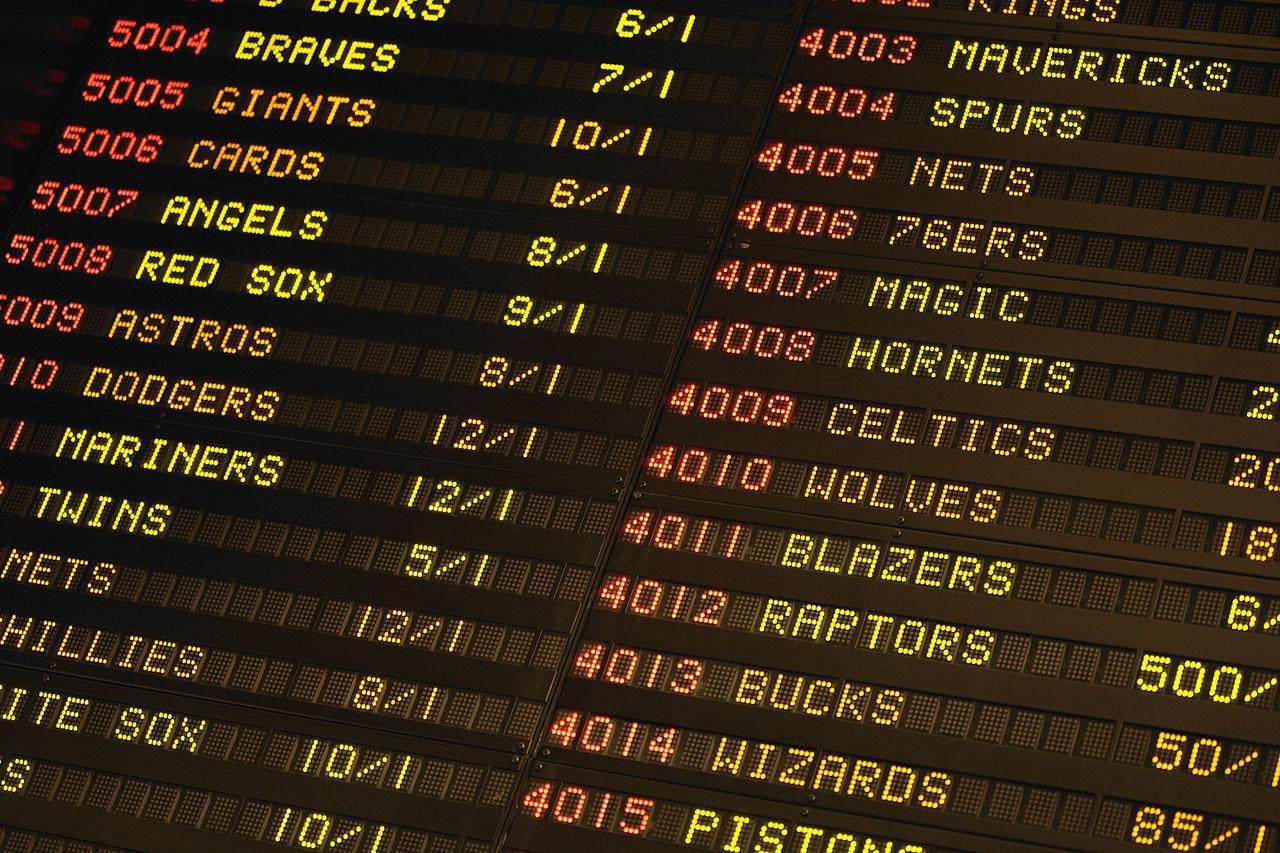 sports money line bet