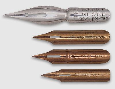 Ink Pen Nibs for Drawing