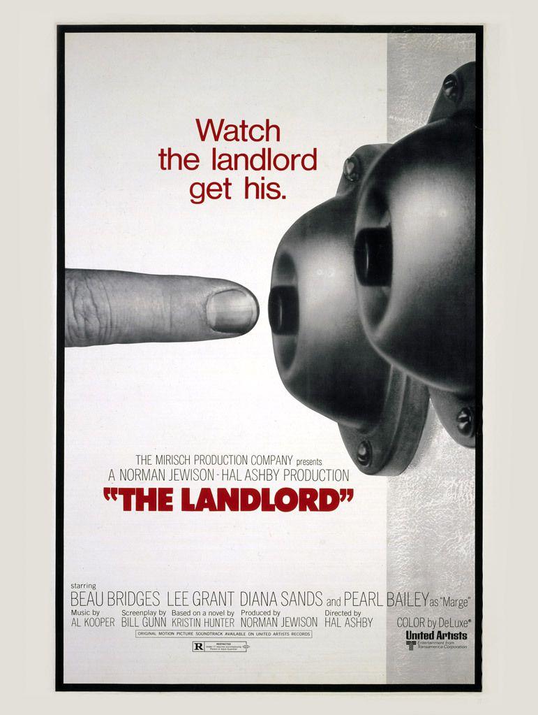 landlord movie poster