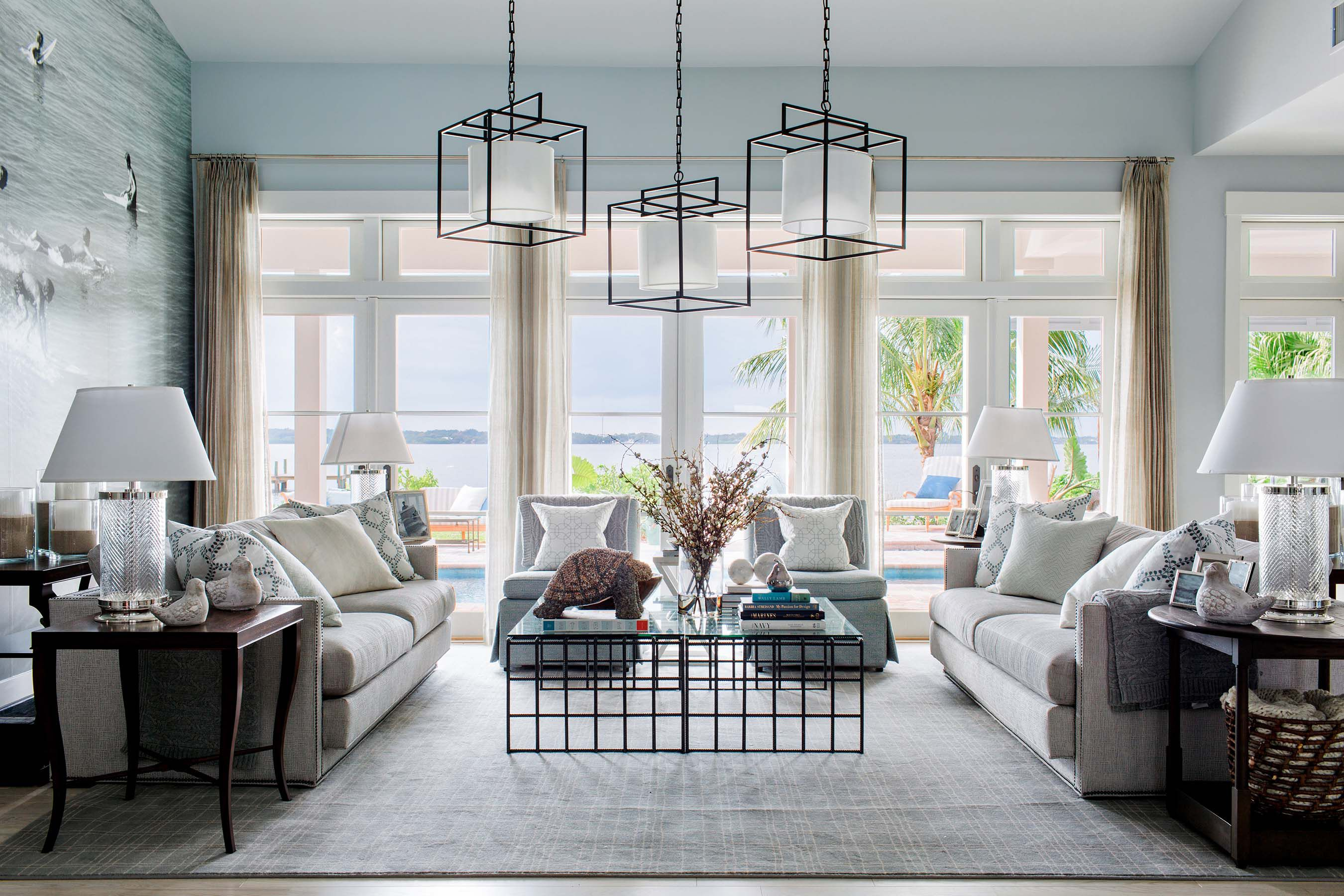 Photo of the 2016 Dream Home's Living Room