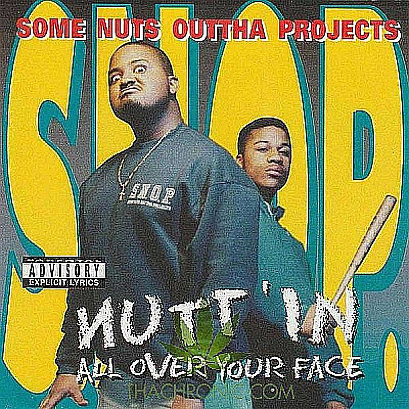 Some Nuts Outtha Projects - Nutt'in All Over Your Face