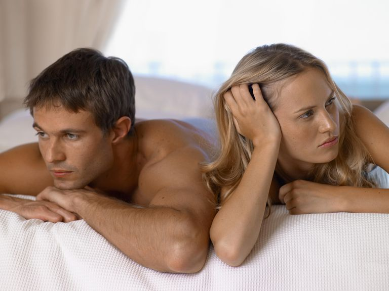 newlywed husband not interested