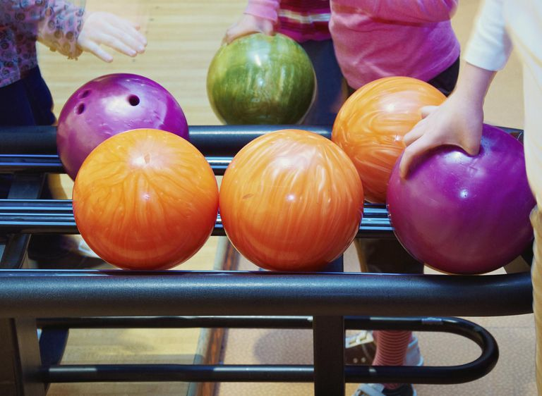 How Much Does a Bowling Ball Weigh?