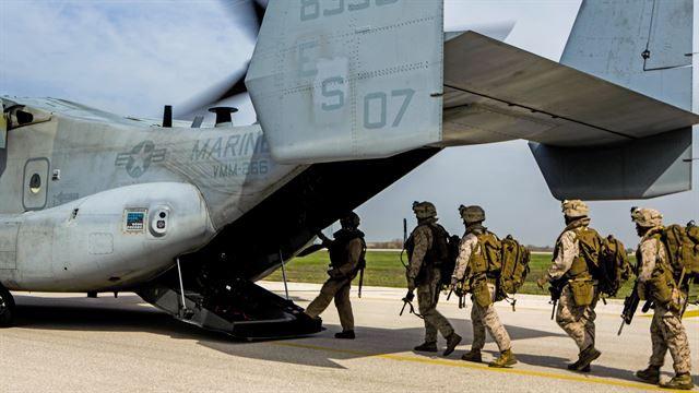 USMC Rapid Response