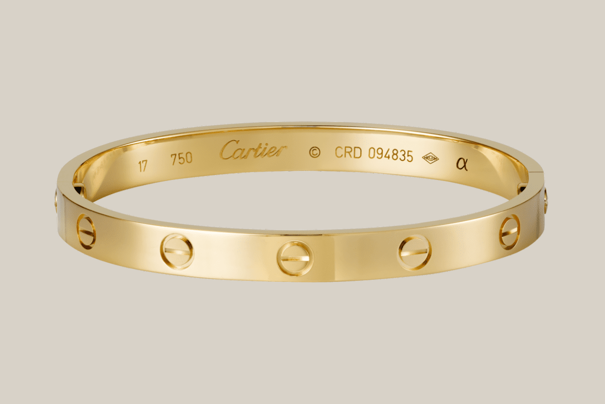 17abf4d14c622 About the Cartier Love Bracelet