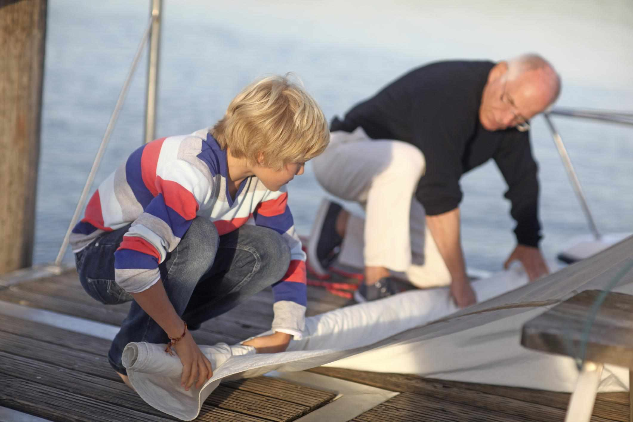 How to Get Your Boat Ready for Spring