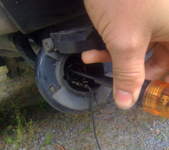 Wiring Repair or Installation for Trailer Hitch Lights on