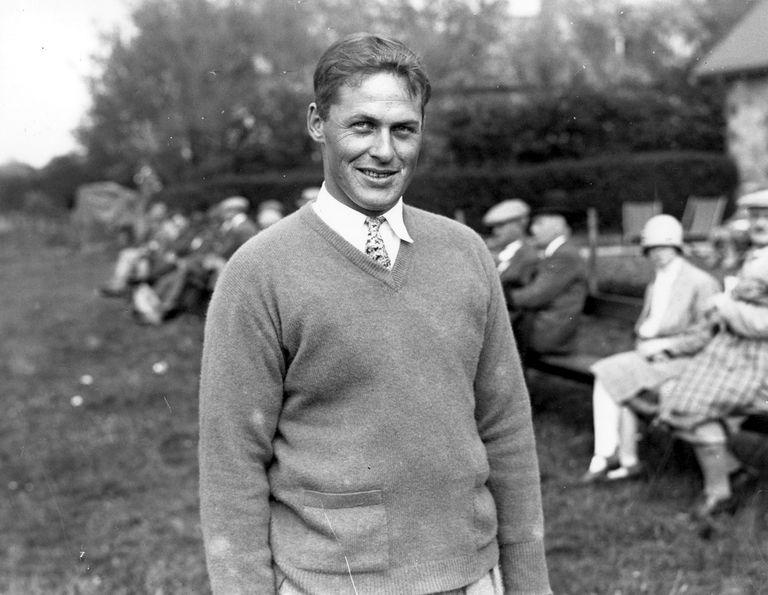 Bobby Jones in 1928