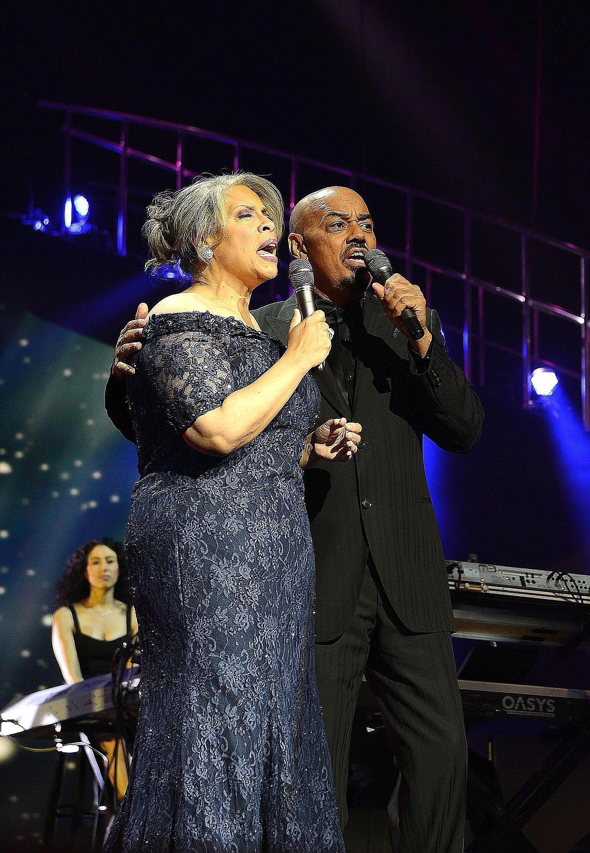 Patti Austin and James Ingram