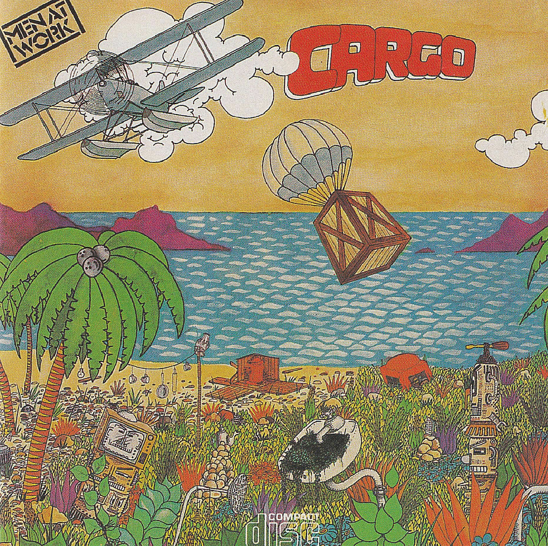 Men at Work did not suffer from the proverbial sophomore slump in any way regarding the band's second album, 1983's 'Cargo.'