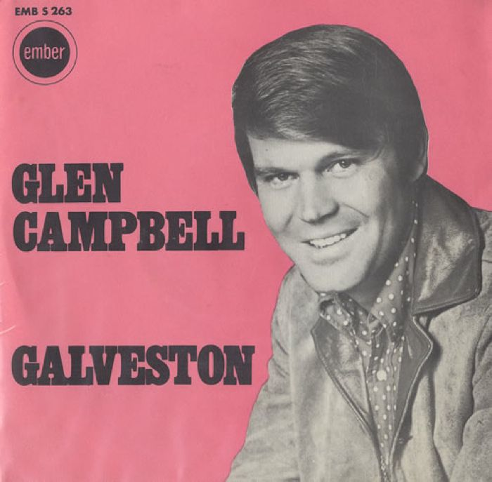 Glen Campbell Galveston