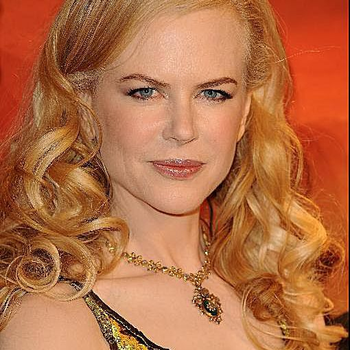 Actress Nicole Kidman attends 'Australia' Madrid premiere on December 02, 2008 in Madrid, Spain