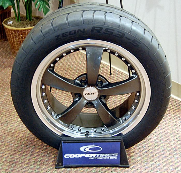 Cooper Zeon RS3-S and RS3-A Tires (Review)