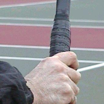 Semi-Western Backhand Grip