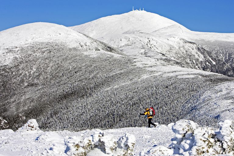 Mount Washington is the highest mountain in New England.