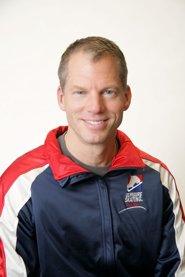 Tom Zakrajsek - Olympic Figure Skating Coach