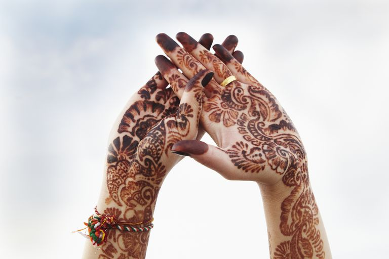 Does A Henna Tattoo Cost: Henna Tattooing Symbols And Meanings
