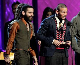 Calle 13 - Photo of Calle 13 at the 8th Annual Grammy Awards